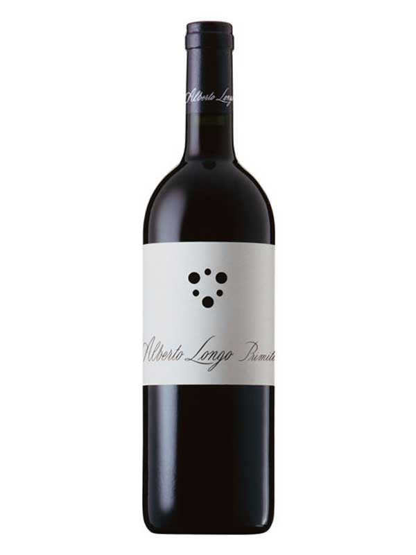 Alberto Longo Primitivo Puglia 2013 750ML Bottle