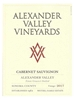 Alexander Valley Vineyards Cabernet Sauvignon Alexander Valley 2017 750ML Label