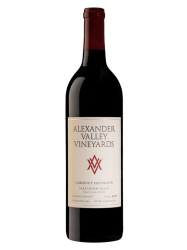 Alexander Valley Vineyards Cabernet Sauvignon Alexander Valley 2018 750ML Bottle