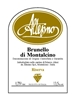 Altesino Brunello di Montalcino Riserva 750ML Label