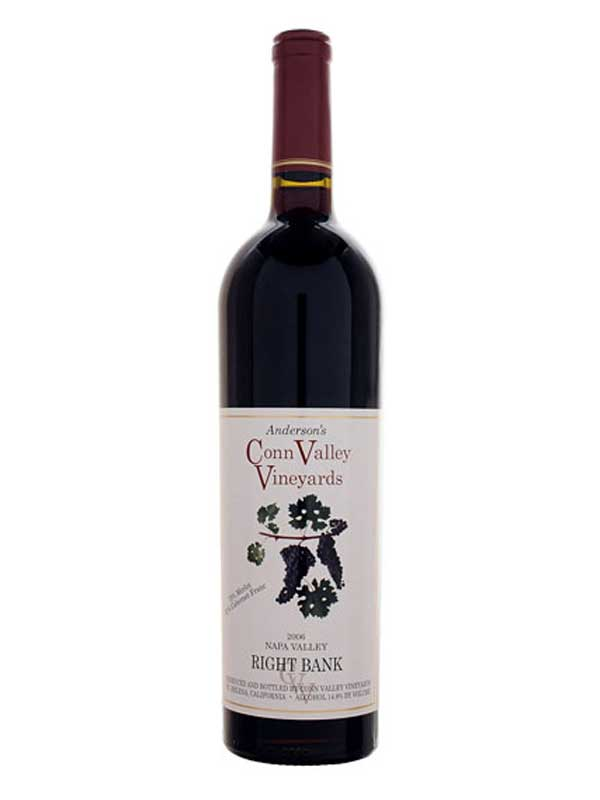 Anderson's Conn Valley Right Bank Proprietary Red Napa Valley 2008 750ML Bottle