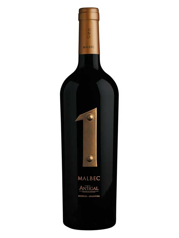 Antigal Uno Malbec Mendoza 2013 750ML Bottle