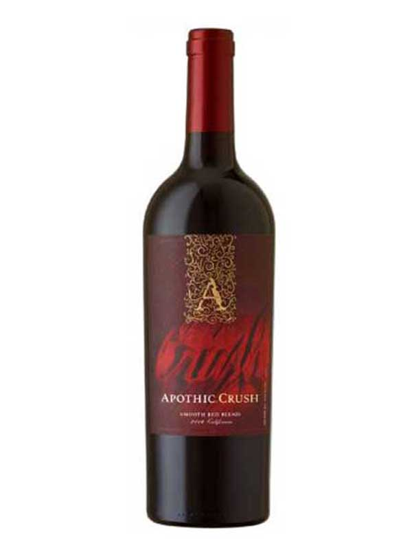 Apothic Crush Smooth Red Blend 2014 750ML Bottle