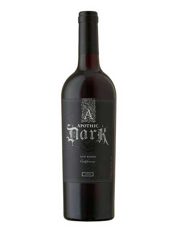 Apothic Dark Red Blend Limited Release 2014 750ML Bottle