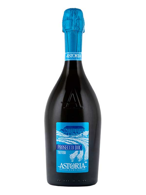 Astoria Lounge Extra Dry Prosecco Treviso NV 750ML Bottle