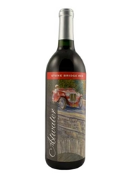 Atwater Estate Vineyards Stone Bridge Red Finger Lakes 750ML Bottle
