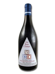 Au Bon Climat Pinot Noir Knox-Alexander Santa Maria Valley 750ML Bottle