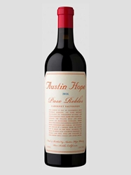 Austin Hope Cabernet Sauvignon Paso Robles 2016 750ML Bottle