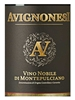 Avignonesi Vino Nobile di Montepulciano 750ML Label