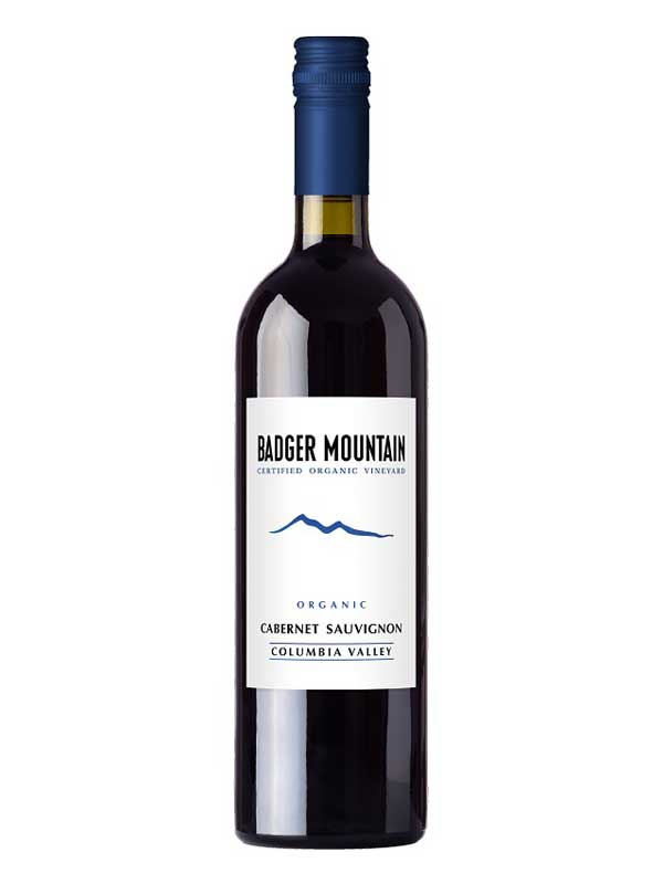 Badger Mountain Cabernet Sauvignon Columbia Valley 750ML Bottle