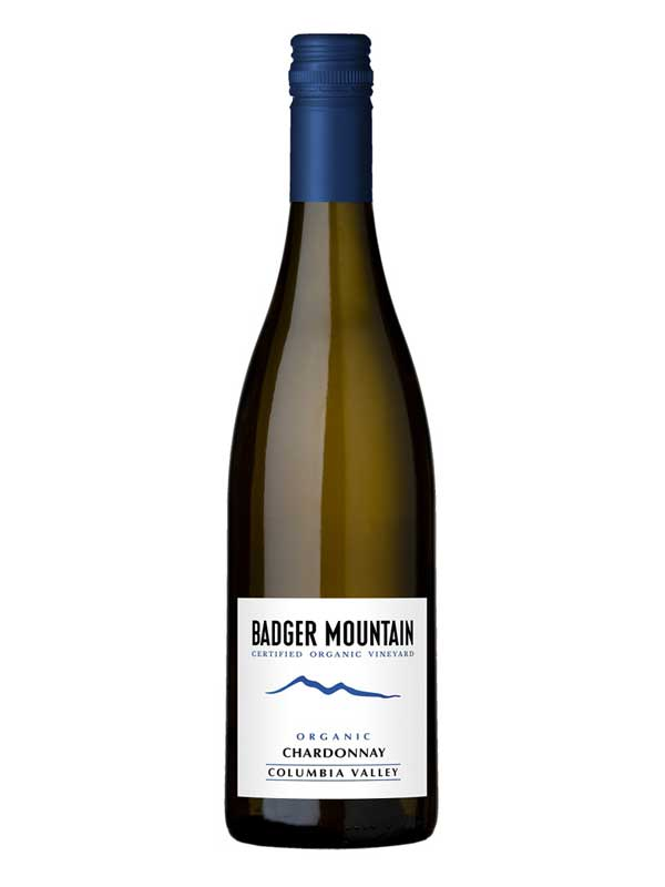 Badger Mountain Chardonnay Columbia Valley 750ML Bottle
