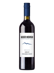 Badger Mountain Merlot Columbia Valley 750ML Bottle