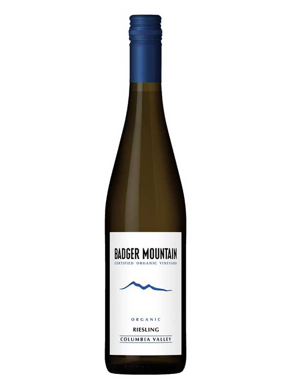 Badger Mountain Riesling Columbia Valley 2017 750ML Bottle