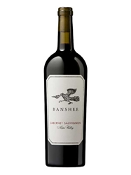 Banshee Cabernet Sauvignon Napa Valley 750ML Bottle