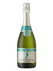 Barefoot Bubbly Moscato Spumante NV 750ML Bottle