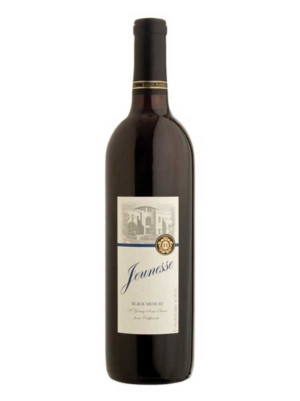 Baron Herzog Jeunesse Black Muscat California 750ML Bottle