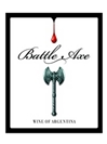 Battle Axe Malbec Mendoza 750ML Label