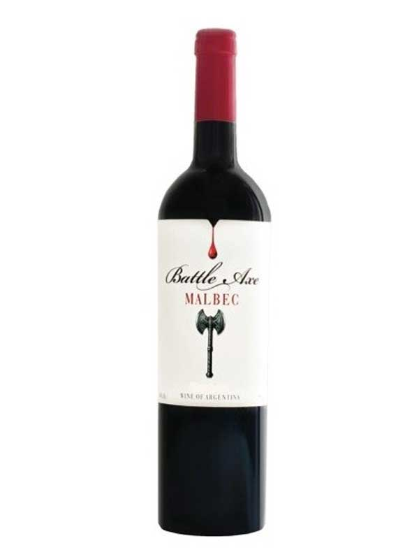 Battle Axe Malbec Mendoza 750ML Bottle