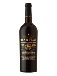 Bear Flag Zinfandel Sonoma County 2016 750ML Bottle