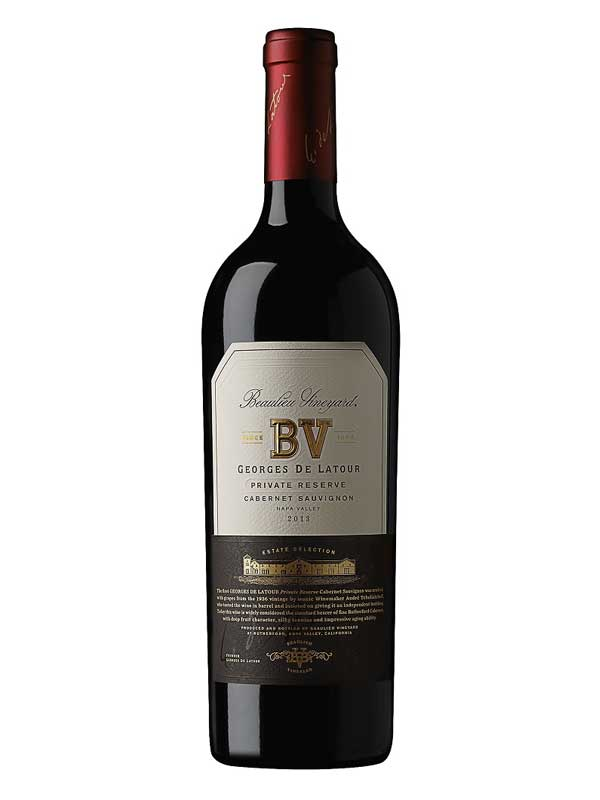 Beaulieu Vineyard (BV) Georges de Latour Cabernet Sauvignon Private Reserve Napa Valley 750ML Bottle