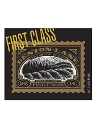 Benton-Lane First Class Pinot Noir Willamette Valley 2014 750ML Label