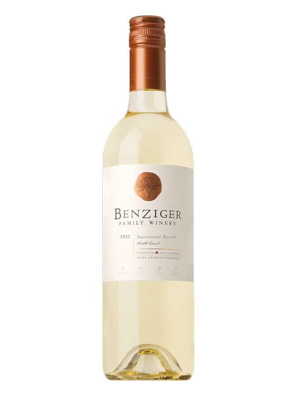 Benziger Family Winery Sauvignon Blanc North Coast 2017 750ML Bottle