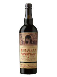 Beringer Bros. Bourbon Barrel Aged Red Wine Blend 2017 750ML Bottle
