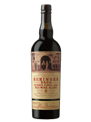 Beringer Bros. Bourbon Barrel Aged Red Wine Blend 750ML Bottle