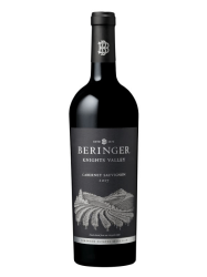 Beringer Cabernet Sauvignon Knights Valley 2017 750ML Bottle