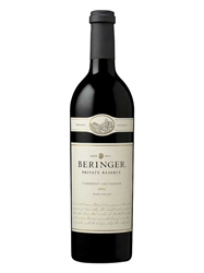 Beringer Cabernet Sauvignon Private Reserve Napa Valley 750ML Bottle