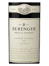 Beringer Cabernet Sauvignon Private Reserve Napa Valley 750ML Label
