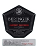 Beringer Founders' Estate Cabernet Sauvignon 750ML Label