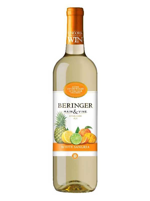 Beringer Vineyards Beringer Main Vine White Sangria 750ml Wespeakwine Com,Chicken Drumstick Recipes