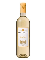 Beringer Moscato NV 750ML Bottle