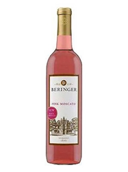 Beringer Pink Moscato NV 750ML Bottle
