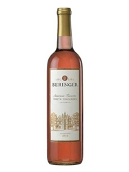 Beringer White Zinfandel 750ML Bottle