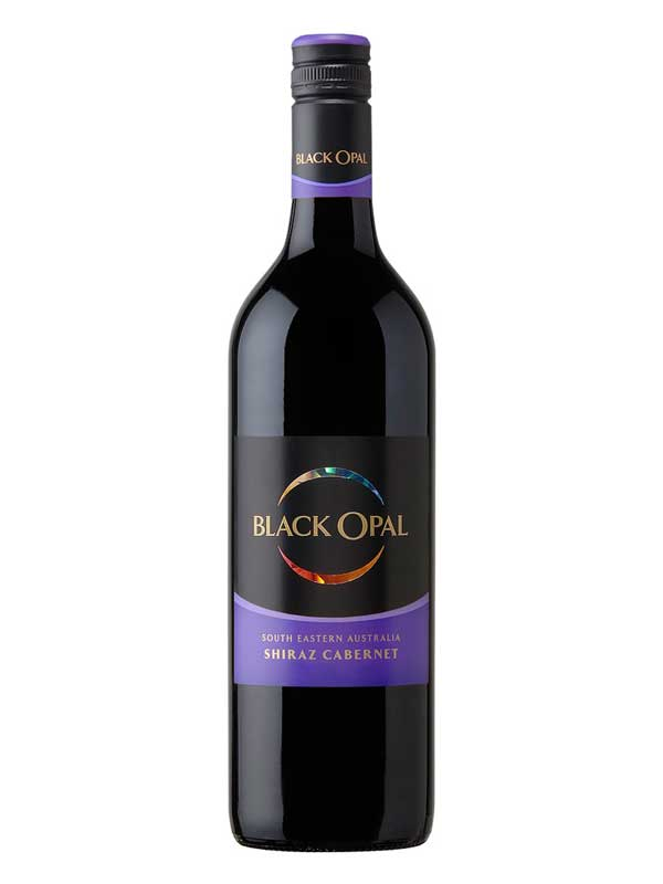 Black Opal Shiraz Cabernet South Eastern Australia 750ML Bottle