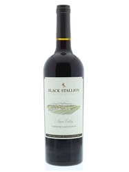Black Stallion Estate Winery Cabernet Sauvignon Napa Valley 750ML Bottle