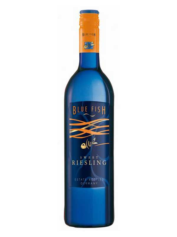 Blue Fish Sweet Riesling Pfalz 750ML Bottle