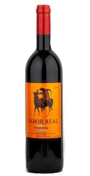 Bodegas Sabor Real Toro 2008 750ML Bottle