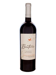 Bonterra Vineyards Cabernet Sauvignon Mendocino County 750ML Bottle
