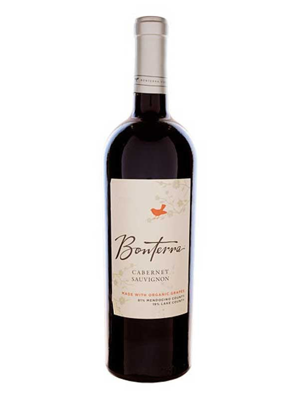 Bonterra Vineyards Cabernet Sauvignon Mendocino County 2011 750ML Bottle