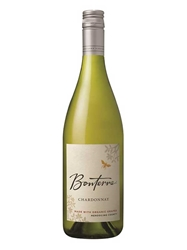 Bonterra Vineyards Chardonnay Mendocino County 750ML Bottle