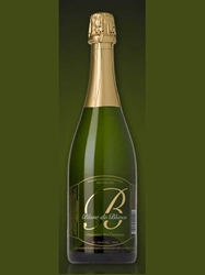 Brotherhood Winery Blanc de Blancs NV Hudson Valley 750ML Bottle