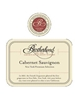 Brotherhood Winery Cabernet Sauvignon Hudson Valley 750ML Label