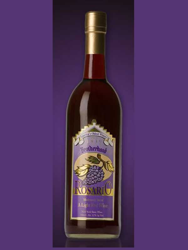 Brotherhood Winery Rosario Hudson Valley NV 750ML Bottle