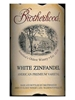 Brotherhood Winery White Zinfandel Hudson Valley 750ML Label