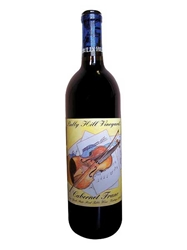 Bully Hill Cabernet Franc Finger Lakes 750ML Bottle