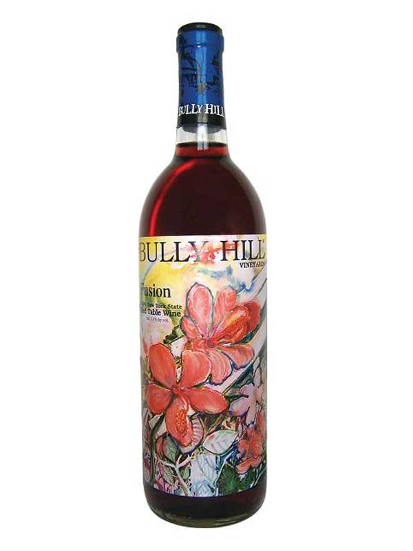 Bully Hill Fusion Finger Lakes NV 750ML Bottle