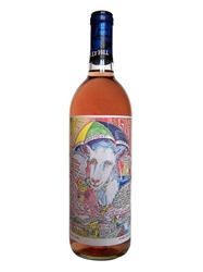 Bully Hill Le Goat Blush Finger Lakes NV 750ML Bottle